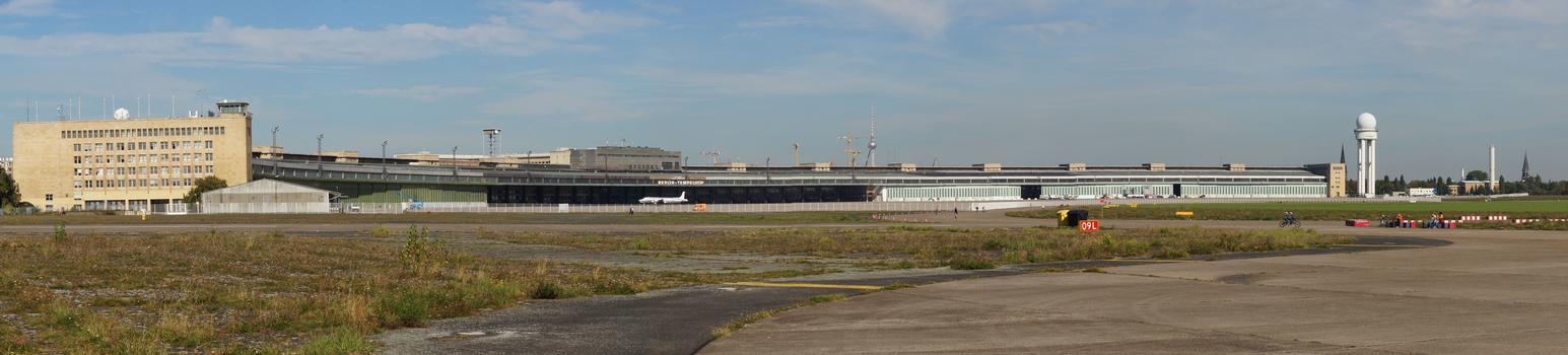 Aérogare de l'aéroport de Tempelhof