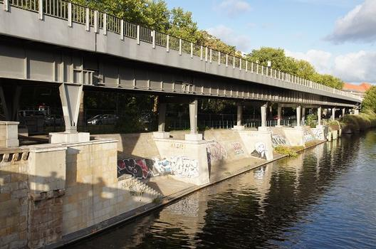 Hochbahnviadukt Gitschiner Straße (III)