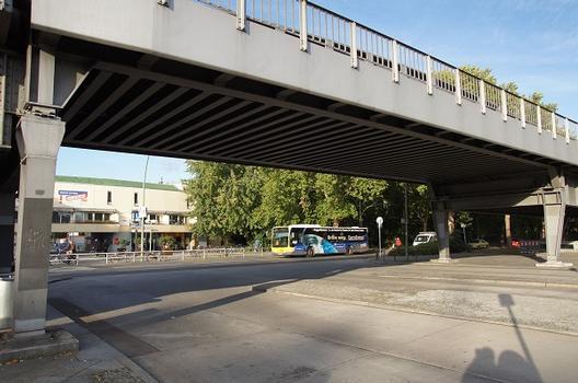 Hochbahnviadukt Hallesches-Tor-Brücke