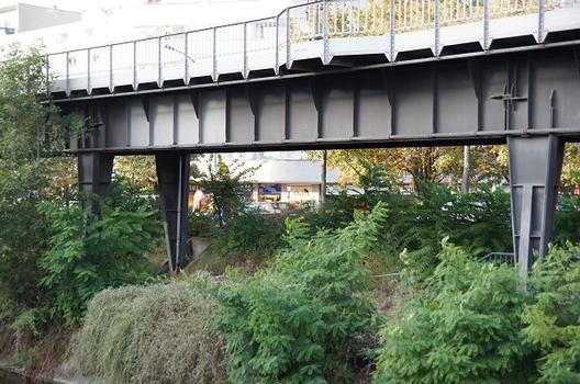 Hochbahnviadukt Hallesches Ufer (II)