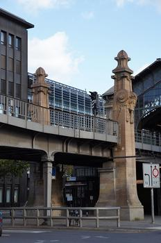 Hochbahnviadukt Potsdamer Straße