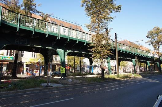 Hochbahnviadukt Schönhauser Allee (IV)