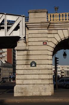 Bercy-Brücke