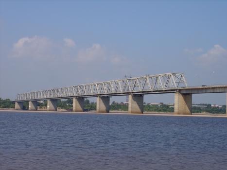 Zeya River Road Bridge