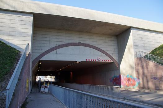 Mittellandkanalbrücke Werftstraße