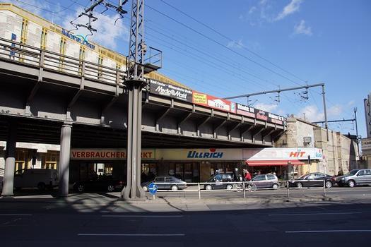 Eisenbahnüberführung Kantstraße