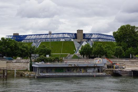 Paris-Bercy Omnisports Hall