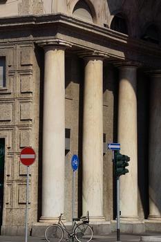 Palazzo della Società Buonarroti-Carpaccio-Giotto
