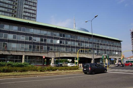 Edificio Servizi Tecnici Comunali