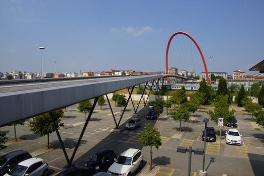 Lingotto Footbridge