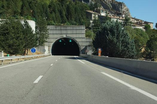 Baume-Tunnel