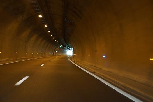 Tunnel de la Baume