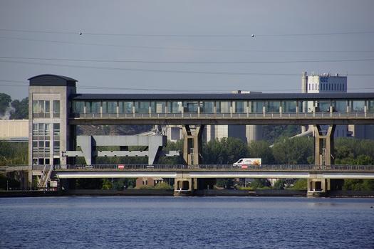 Pont-barrage de Lixhe