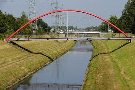 Pont en arc du Nordsternpark
