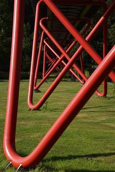 Fußgängerbrücke Nordsternpark