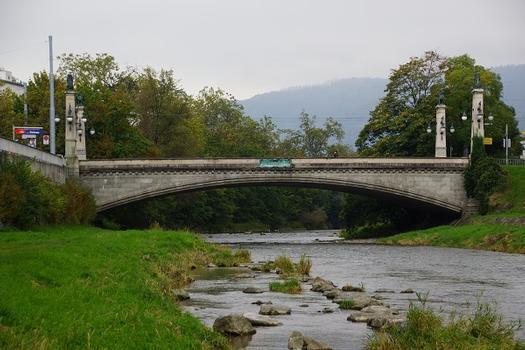 Stauffacher Brücke
