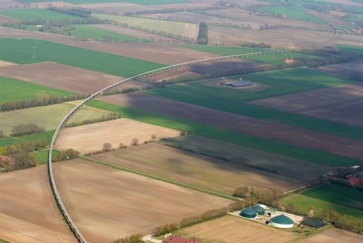 Emsland Transrapid Test Track