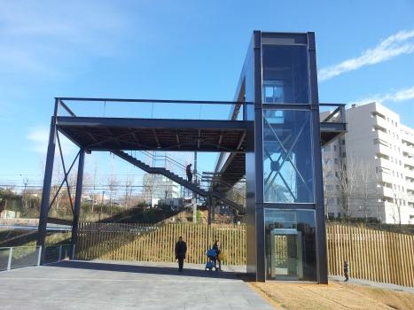 Farigola Footbridge