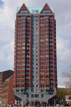 Statendam Post Office and Housing Block