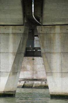 Saone River Bridge