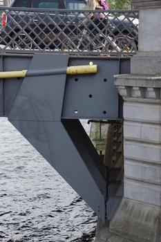 Marschall Bridge, Marschallbrücke, Pont Marschall