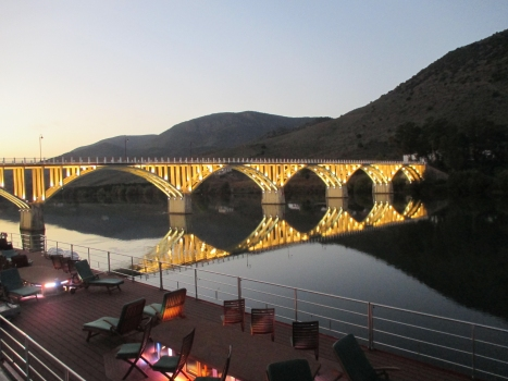 Admiral Sarmento Rodrigues-Brücke