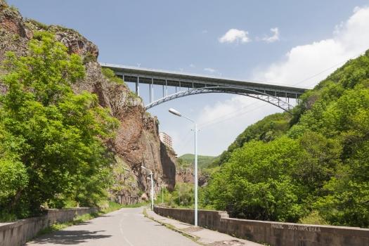 Arpabrücke Dschermuk
