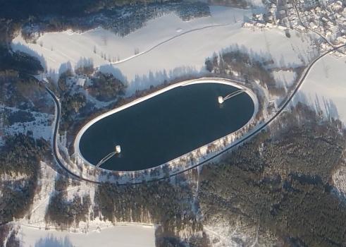Reservoir de l'Eggberg