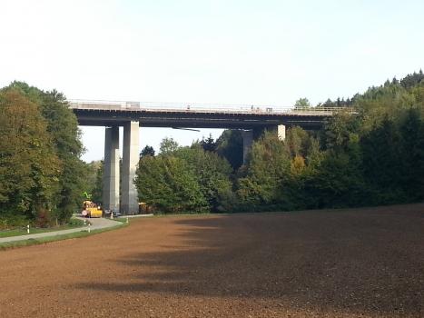Talbrücke Buchergraben (A92)