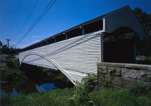 Barrackville Covered Bridge