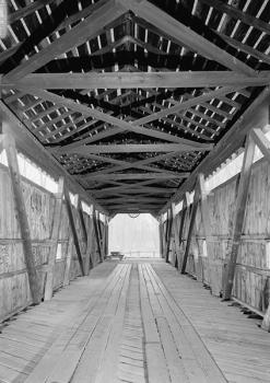 Kidd's Mill Covered Bridge