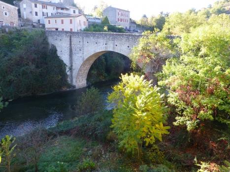Ouvèzebrücke Coux