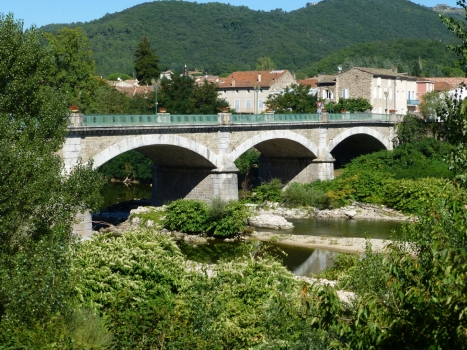 Saint-Fortunat-sur-Eyrieux Bridge
