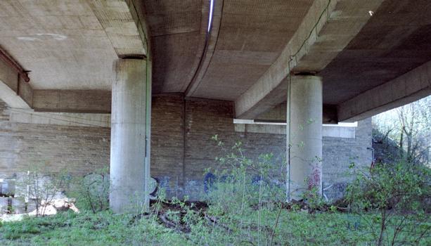 Konrad Adenauer Bridge (Mülheim an der Ruhr, 1971)