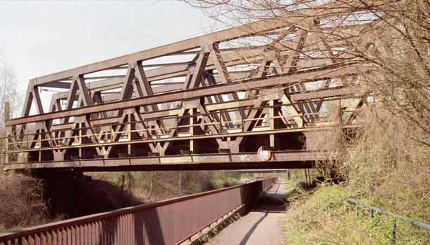 Brücke Nr. 707, Duisburg