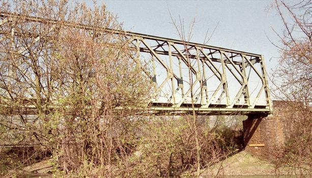 Pont No. 708 à Duisburg