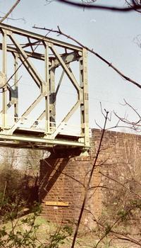Pont No. 709 à Duisburg