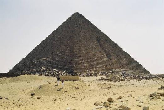 Pyramide des Mycerinus