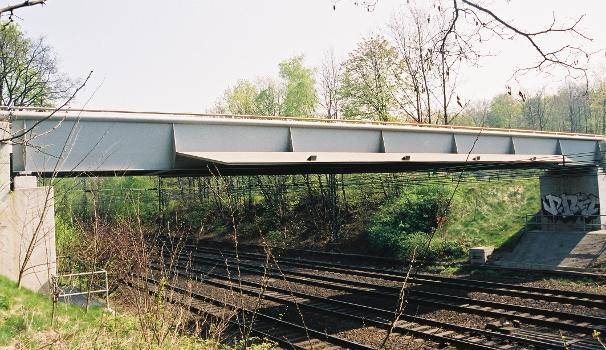 Brücke Forsthausweg (über Eisenbahn Duisburg
