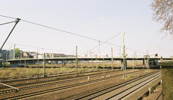 Franklinbrücke, Düsseldorf
