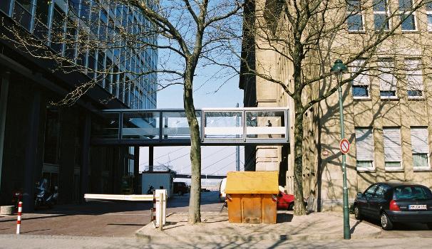 Verbindungssteg, Mannesmanngebäude, Düsseldorf