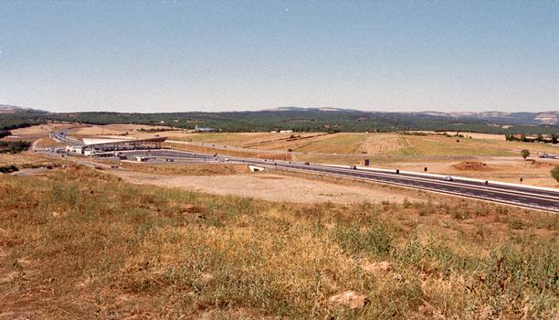 Mautstation Millau-Viadukt