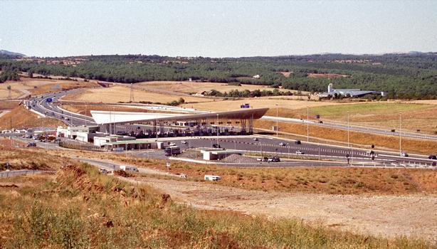 Millau Viaduct Toll Gate (Millau, 2004)