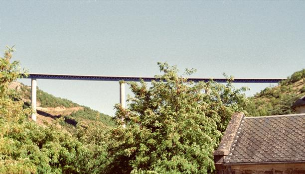 Verrières Viaduct (Millau, 2002)