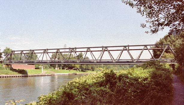 Pipeline Bridge No. 317a (Oberhausen)
