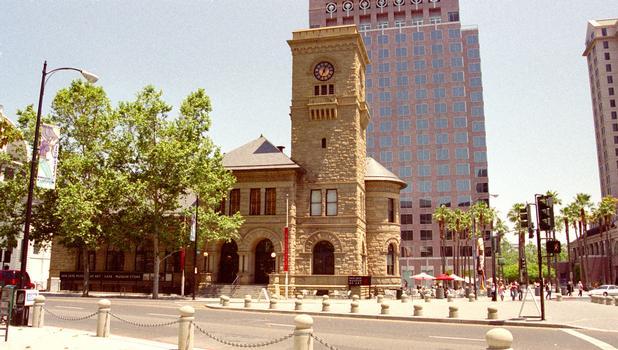 San Jose Museum of Art (San Jose, 1892)