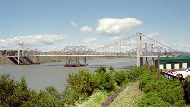 Carquinez Strait Bridge