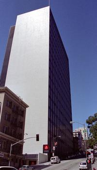 AT & T Switch Building, San Francisco