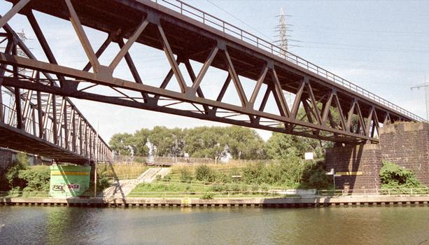 Brücke No. 319a über den Rhein-Herne-Kanal in Oberhausen