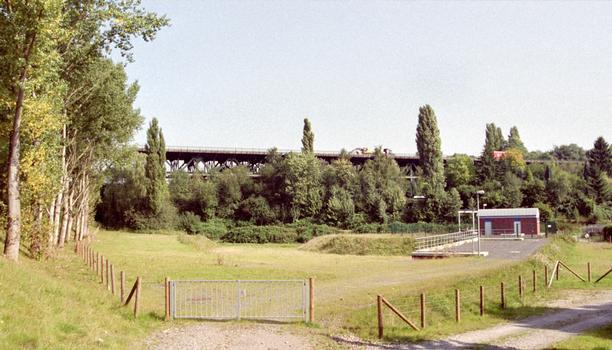 Schnettker Bridge, Dortmund